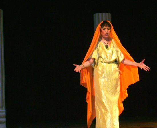 Les compagnons de la comédie au théâtre Moliere à MONTPELLIER 24 avril 2010