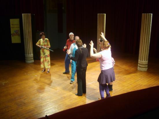 Théâtre Molière Montpellier 24 avril 2010